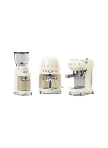 Smeg Krem Kahve Öğütme Makinesi Krem